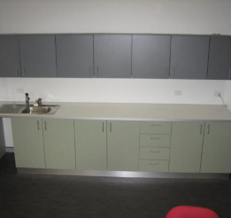 Laminated Commercial Kitchenette 2