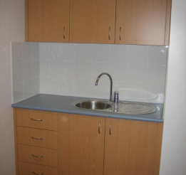 Laminated Commercial Kitchenette