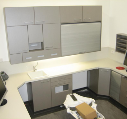 Laminated Office For Medical Practitioners