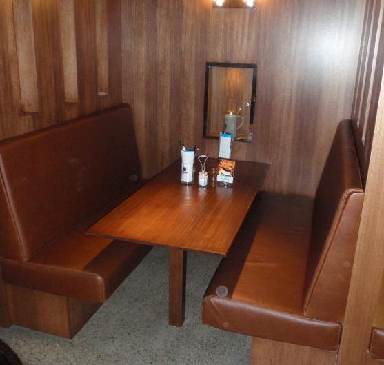 Veneer And Solid Timber Wall Panelling And Seating
