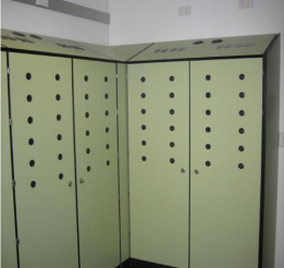 Ventilated Computer Servo Cabinets